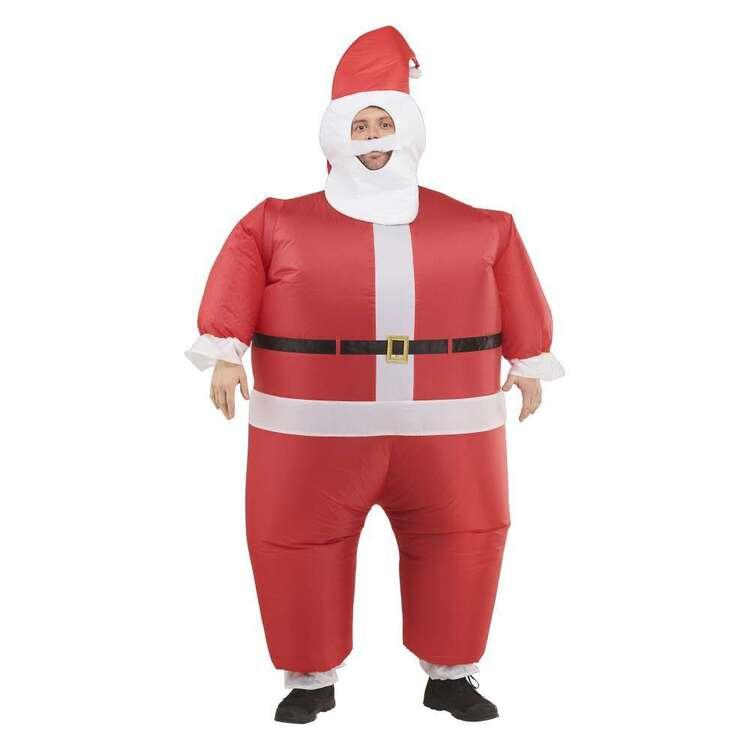 Jolly & Joy Santa Inflatable Costume