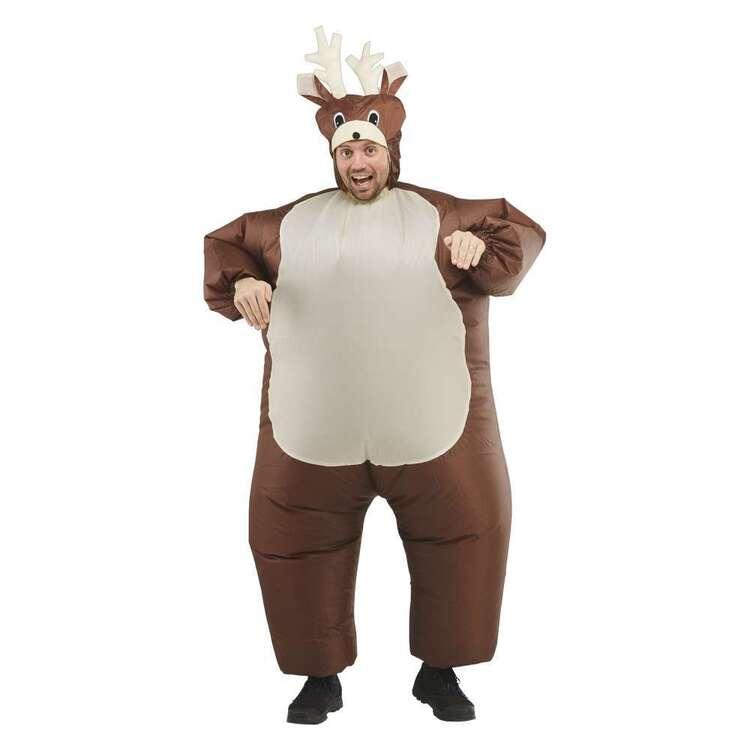 Jolly & Joy Reindeer Inflatable Costume