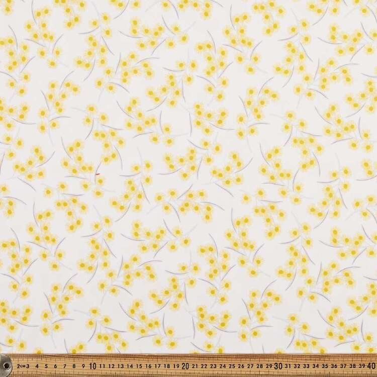 Jocelyn Proust Acacia Printed Montreaux Drill Fabric
