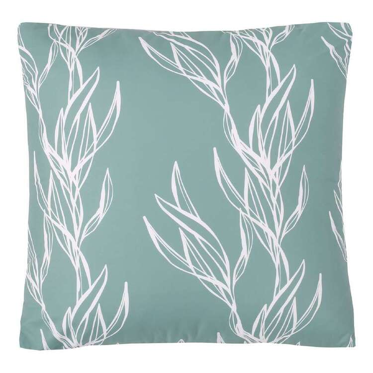 Ombre Home Country Living Leaf Euro Cover