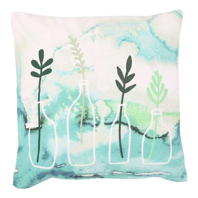Ombre Home Country Living Bottles Cushion