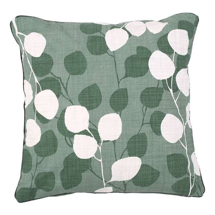 Ombre Home Country Living Leaf Cushion