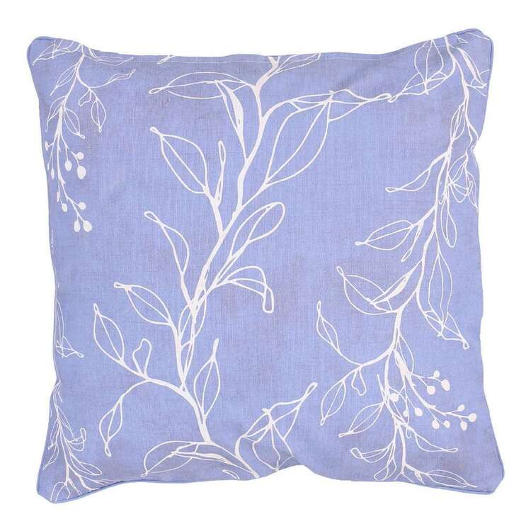 Ombre Home Classic Chic Leaf Cushion