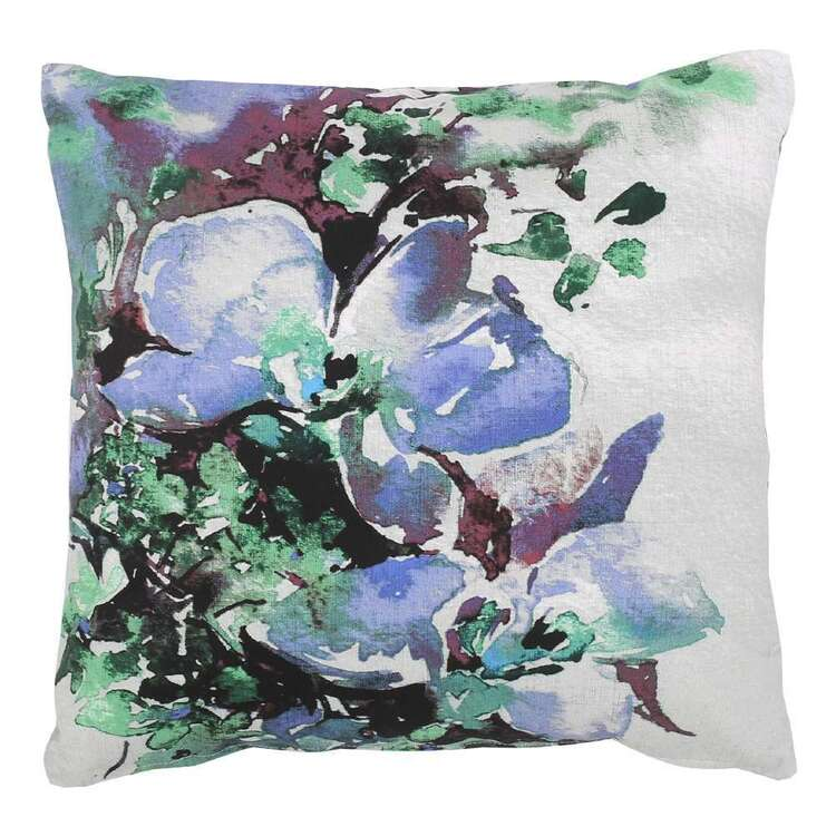 Ombre Home Classic Chic Floral Cushion