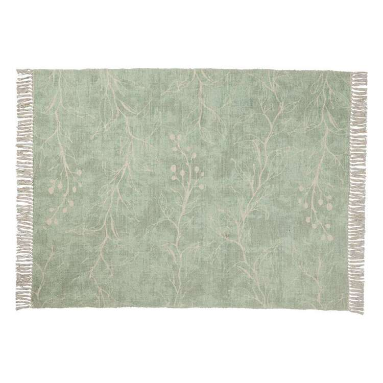 Ombre Home Classic Chic Cotton Rug