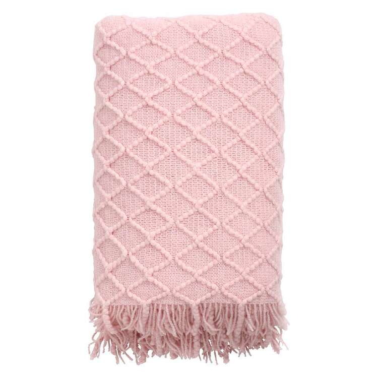 Ombre Home Classic Chic Cotton Throw