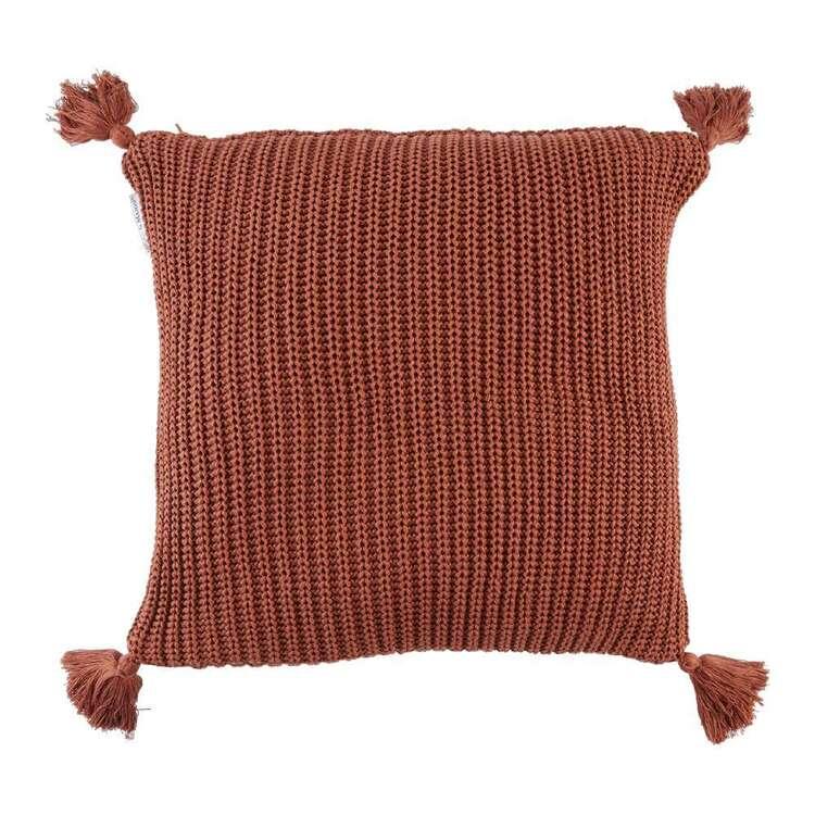 Logan And Mason Home Newton Cable Knit Cushion