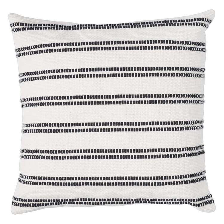 Logan And Mason Home Burgh Textured Cord Cushion
