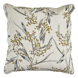Logan And Mason Home Whitley Embroidered Cushion