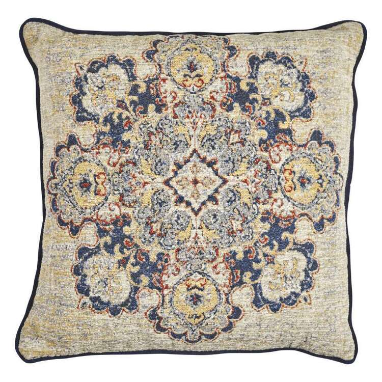 Logan And Mason Home Euston Chenille Tapestry Cushion