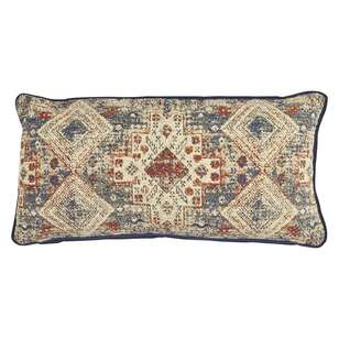 Logan And Mason Home Hayton Chenille Jacquard Cushion