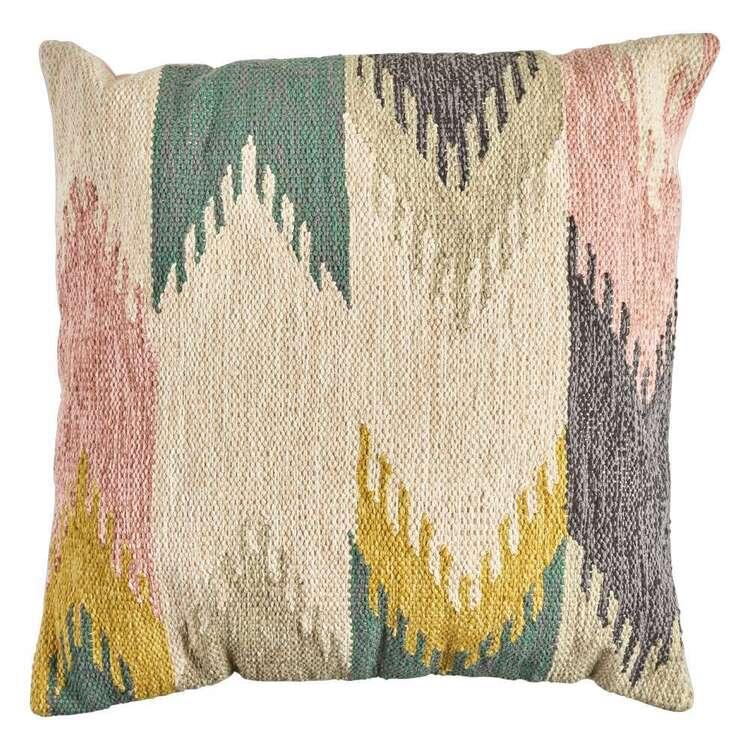 Logan And Mason Home Maya Woven Textured Cushion