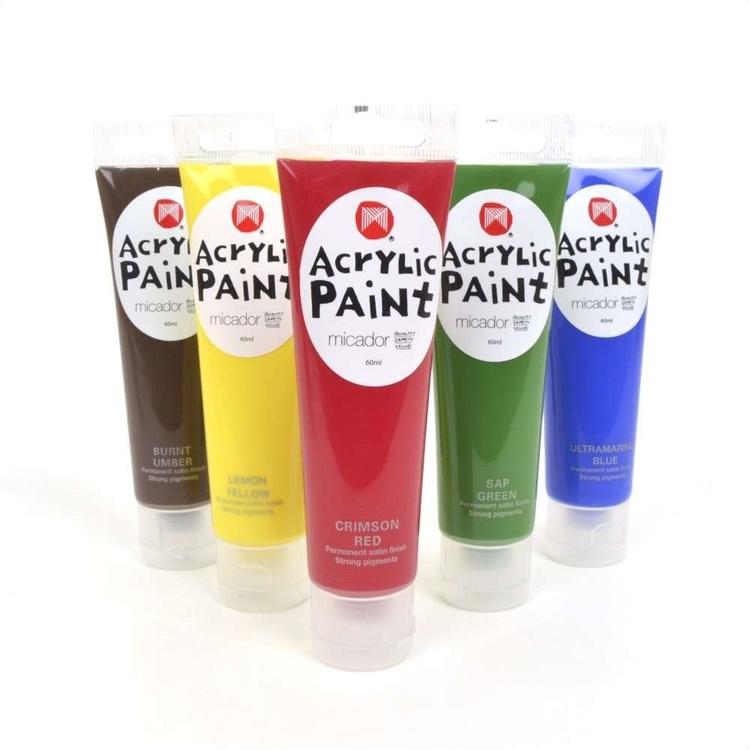 Micador 100 mL Acrylic Paint