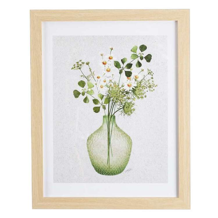 Tag Summer Thornton Vase I Framed Print