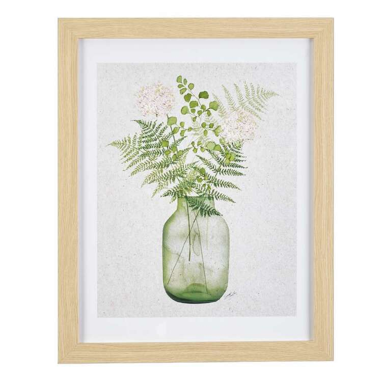 Tag Summer Thornton Vase II Framed Print