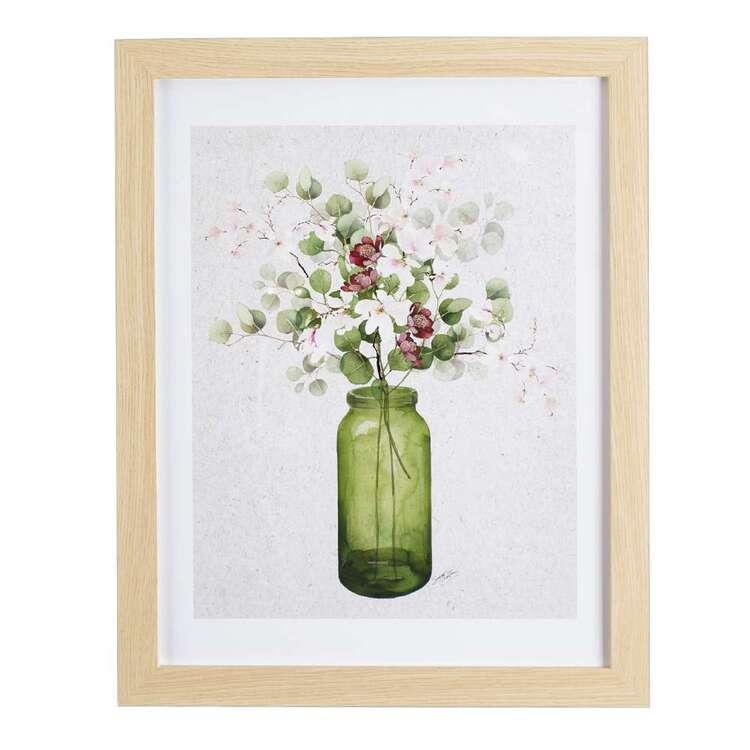 Tag Summer Thornton Vase III Framed Print