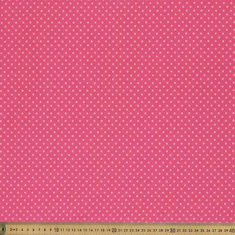 Printed 60s Spot Cotton