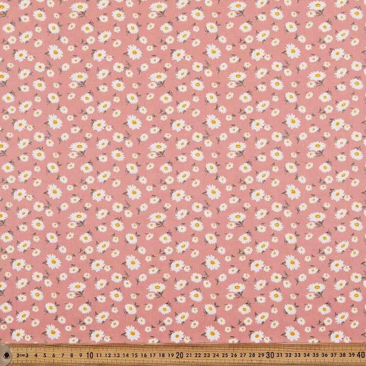 Oops A Daisy Printed 112 cm Cotton Poplin Fabric