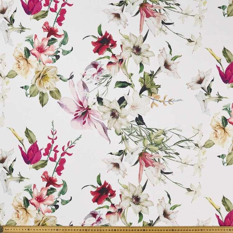 Lucus Lills Digital Printed 127 cm Cotton Sateen Fabric