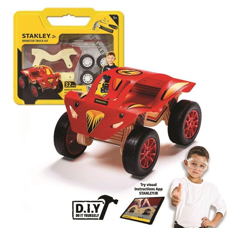 Stanley Timber Monster Truck Kit