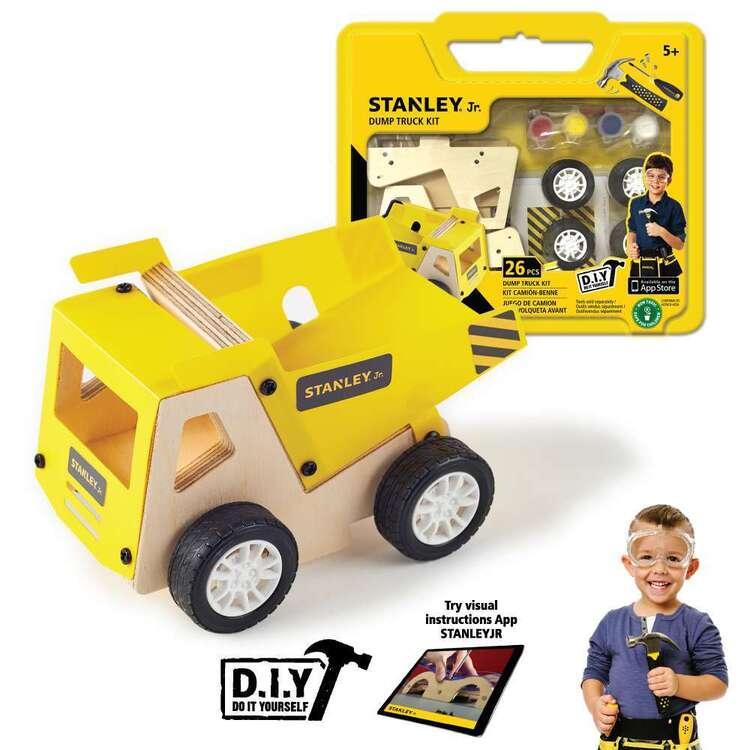 Stanley Timber Dump Truck Kit