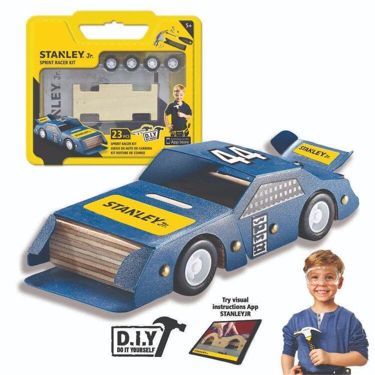 Stanley Timber Sprint Racer Kit