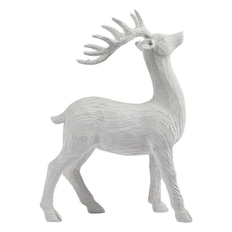 Bouclair Holiday Nostalgia Deer Ornament