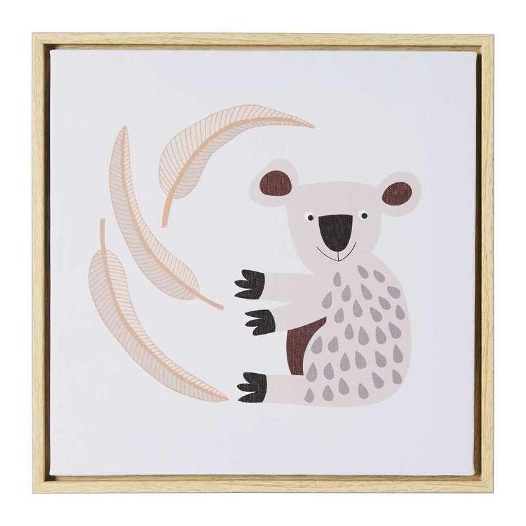 Koo Home Jocelyn Proust Koala Framed Print