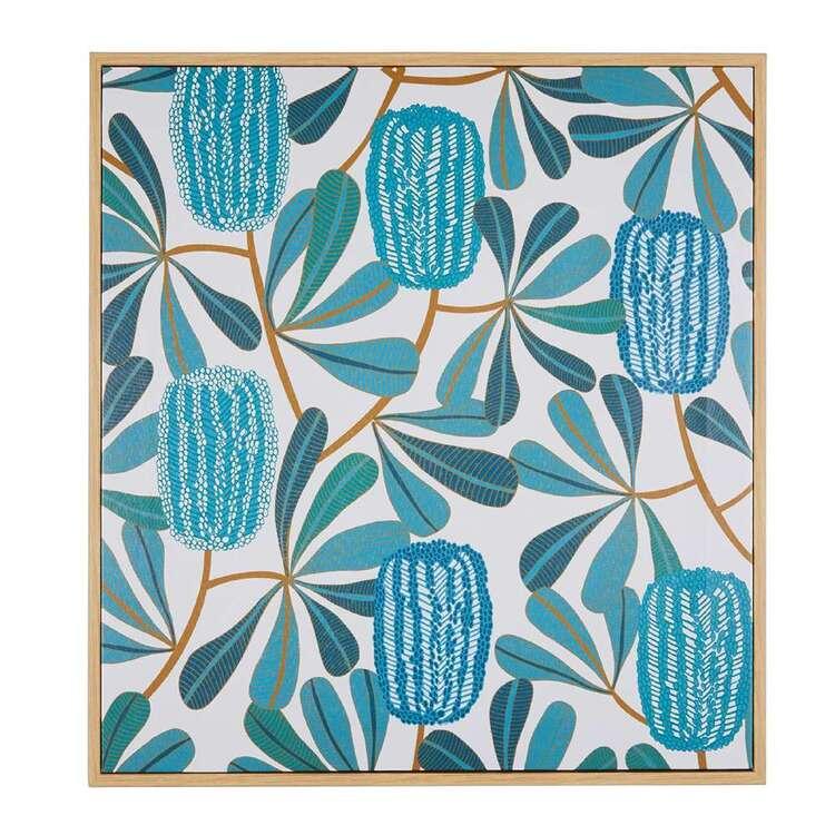 Koo Home Jocelyn Proust All Over Banksia Framed Print