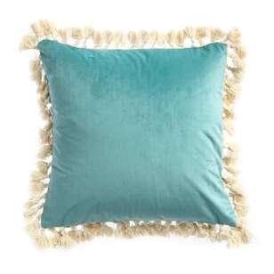 Ombre Home Spring Fields Tassel Cushion