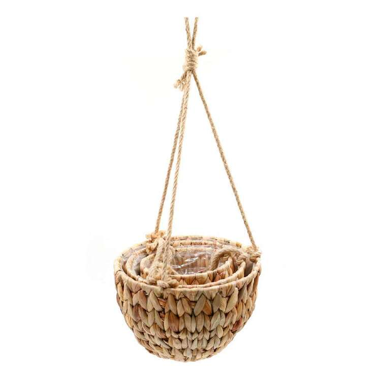 Ombre Home Spring Fields Hanging Planter Pot