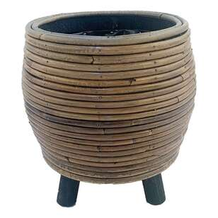 Ombre Home Spring Fields Planter Pot With Legs