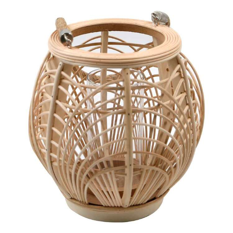 Ombre Home Spring Fields Cane Lantern
