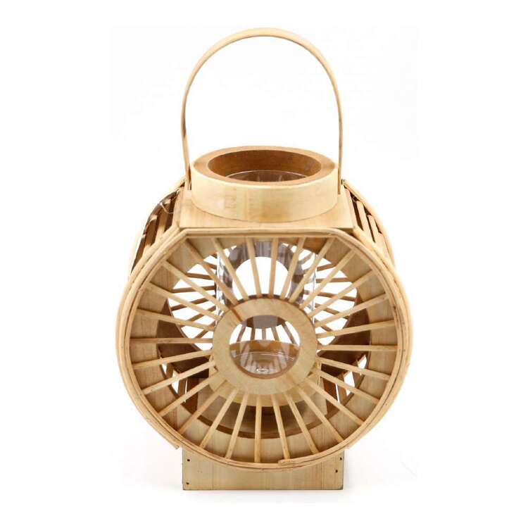 Ombre Home Spring Fields Lantern