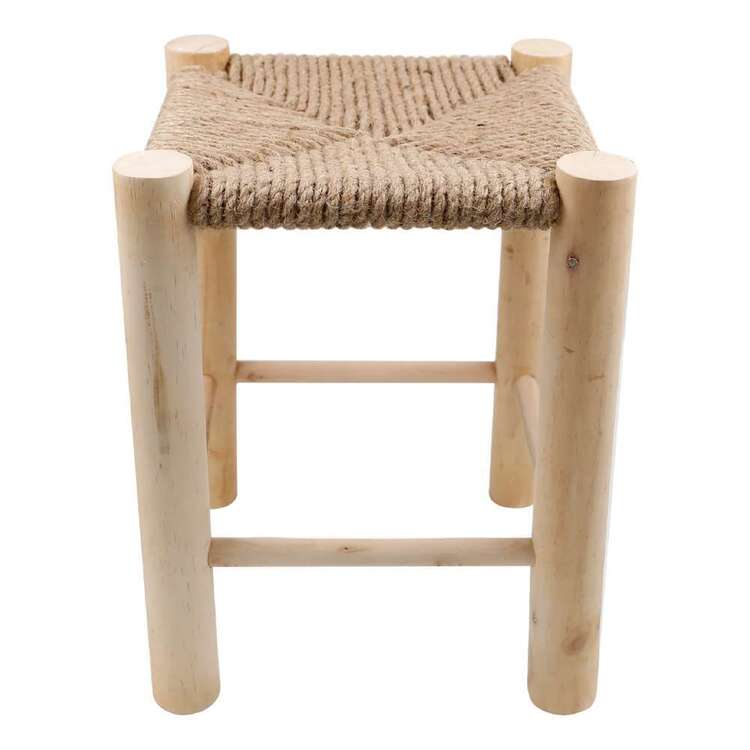 Ombre Home Spring Fields Stool With String