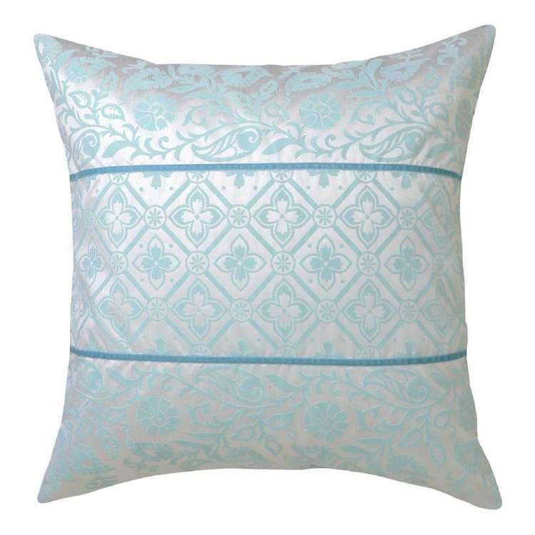 Platinum Sienna European Pillowcase