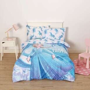 Frozen See The Truth Quilt Cover Set