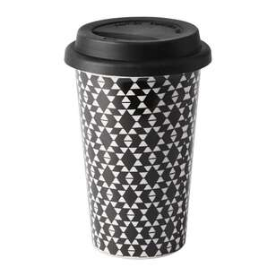 Dine By Ladelle Urban Geo Travel Mug