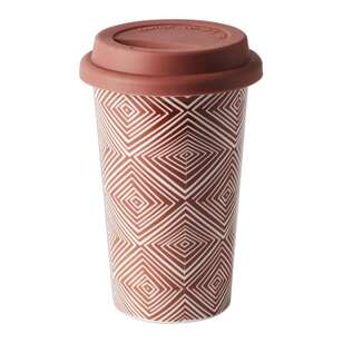 Dine By Ladelle Urban Aztec Travel Mug