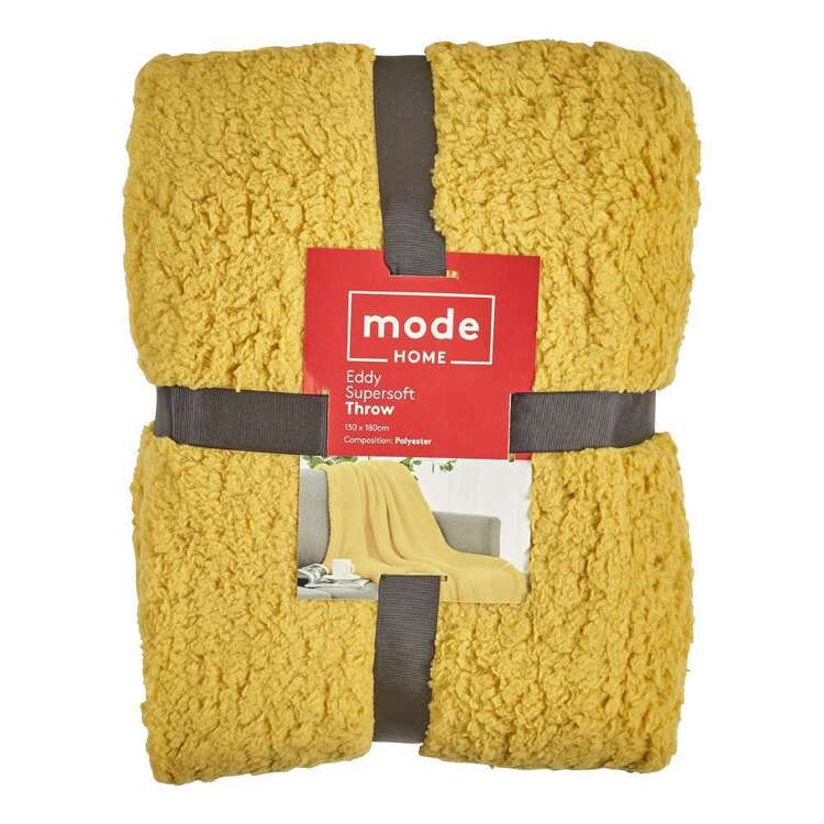 Mode Home Eddy Super Soft Throw
