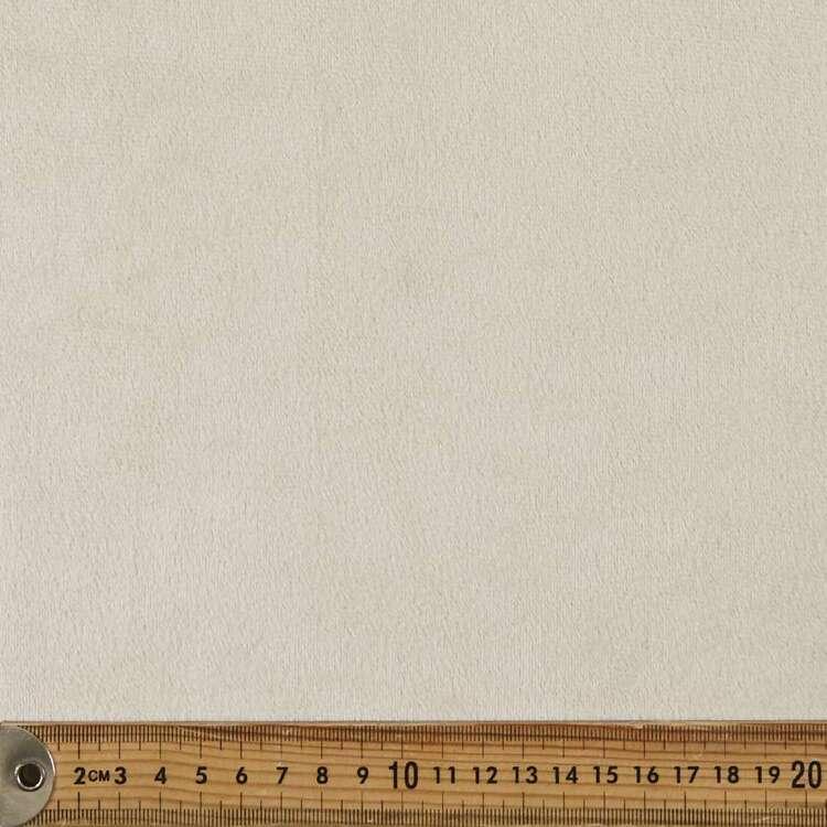 Plain 150 cm Printed Minky Polar Fleece Fabric