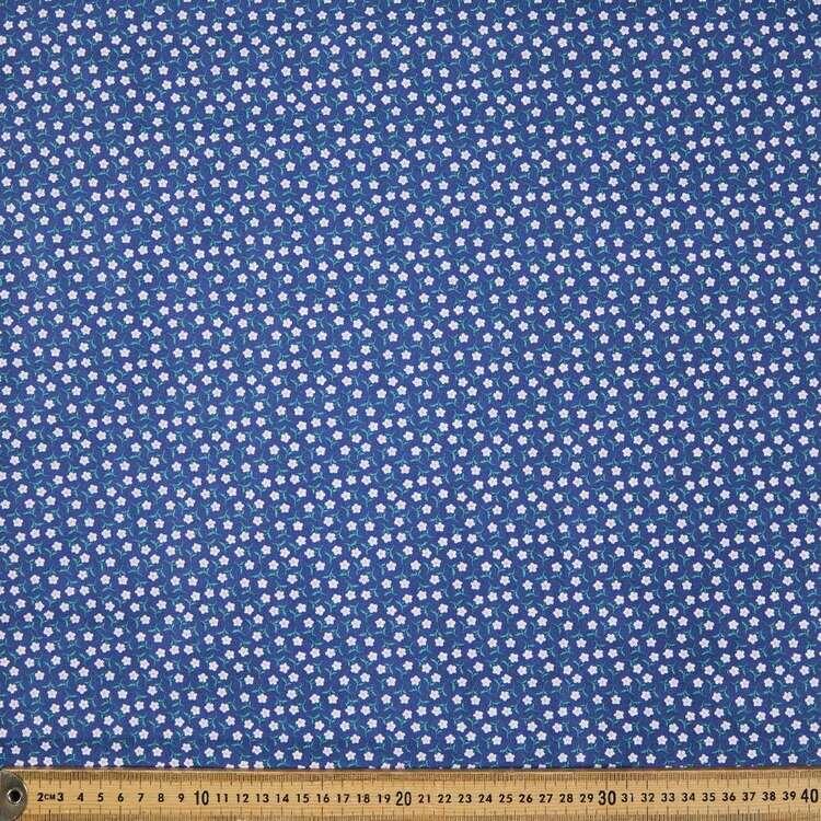 Country Garden TC Daisy Printed 112 cm Poly Cotton Fabric