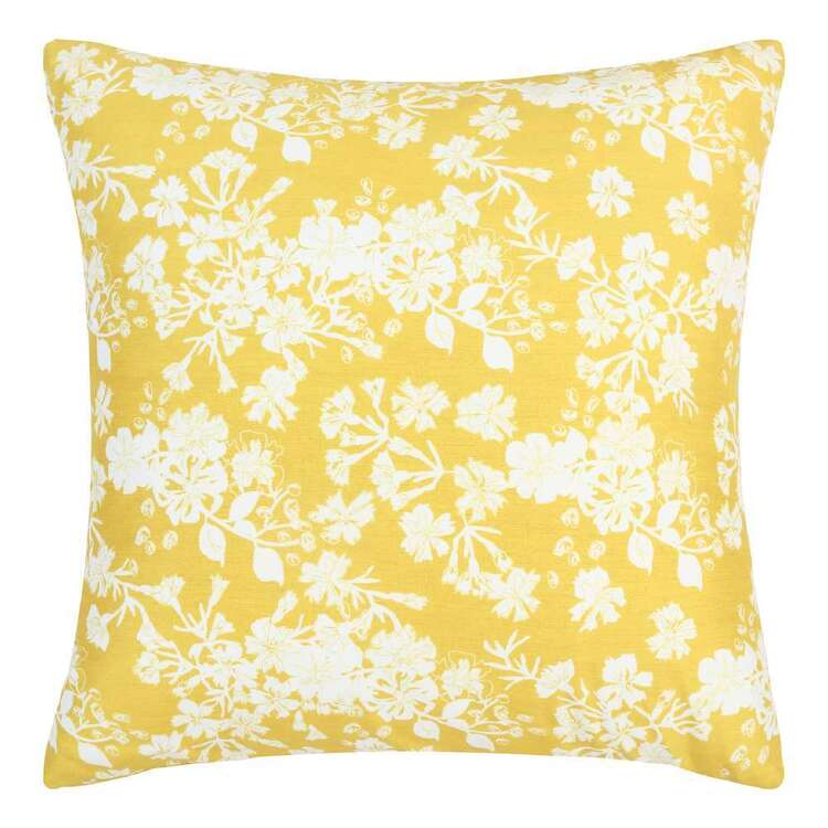 Ombre Home Spring Fields Sunflower Euro Cover