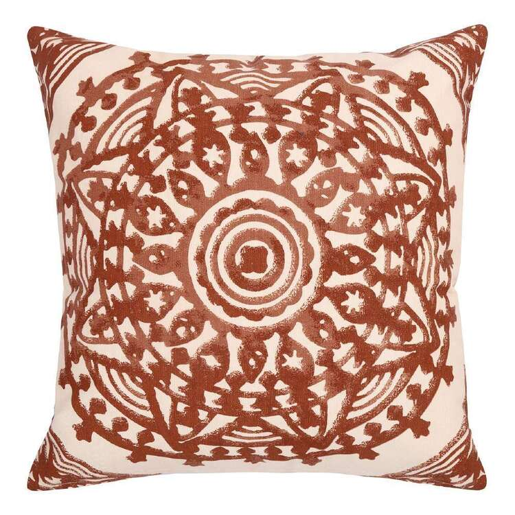 Ombre Home Spring Fields Mahela Cushion