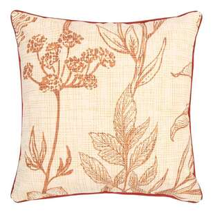 Ombre Home Spring Fields Cyprus Cushion