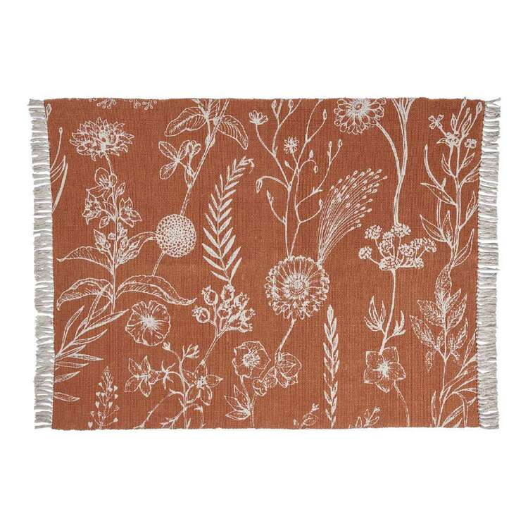 Ombre Home Spring Fields Cotton Rug
