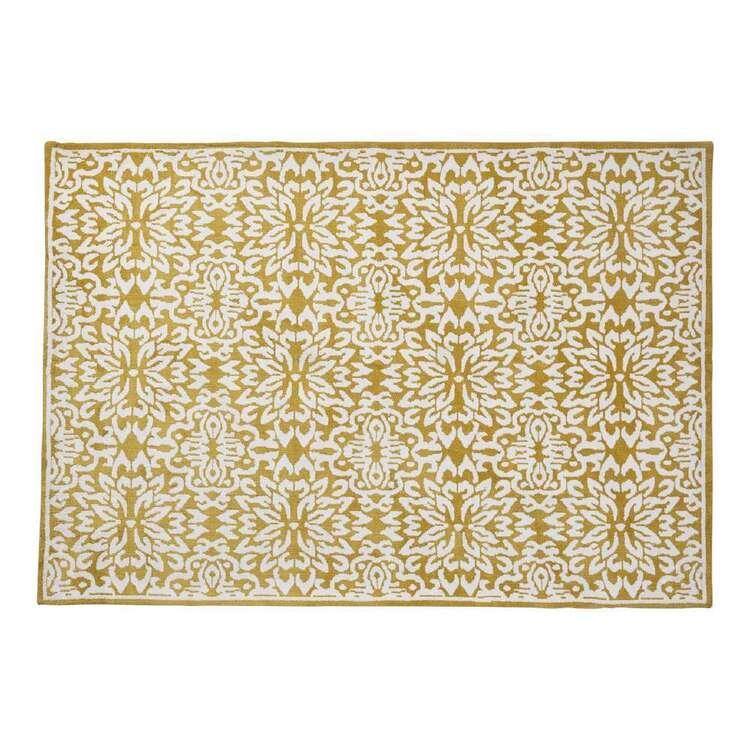 Koo Home Vanna Jacquard Polyester Rug