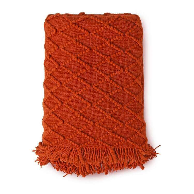 Ombre Home Spring Fields Tufted Throw