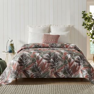 Luxury Living Printed Vanna Coverlet