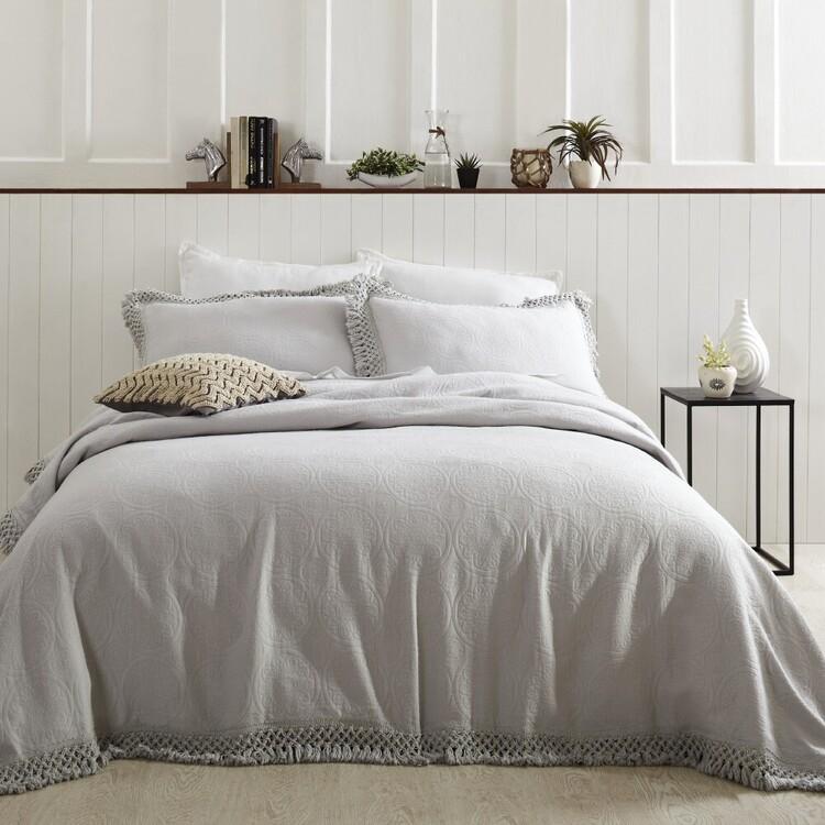 Linen & Co Harlow Quilt Cover Set